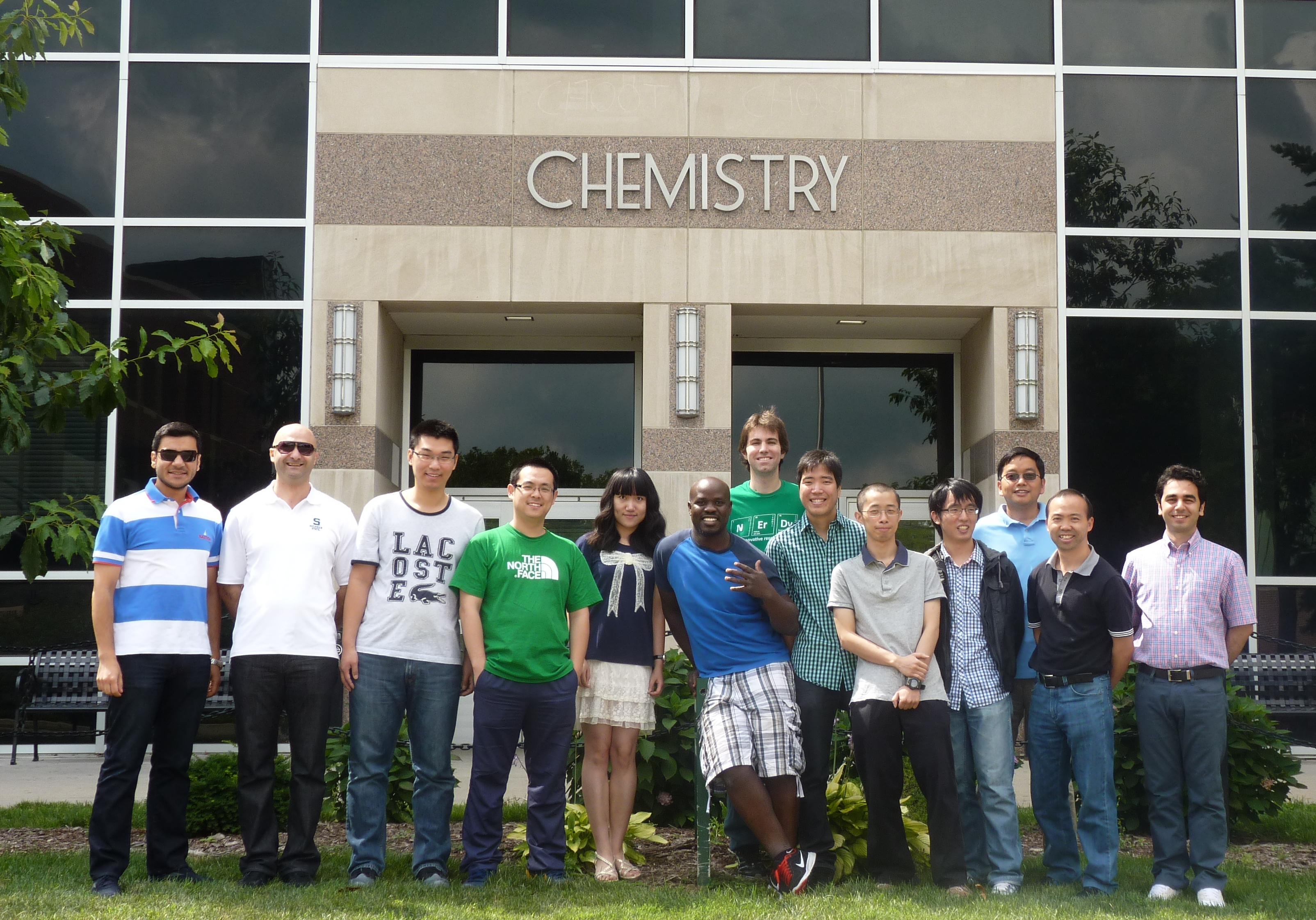 Chemistry Building Michigan State University